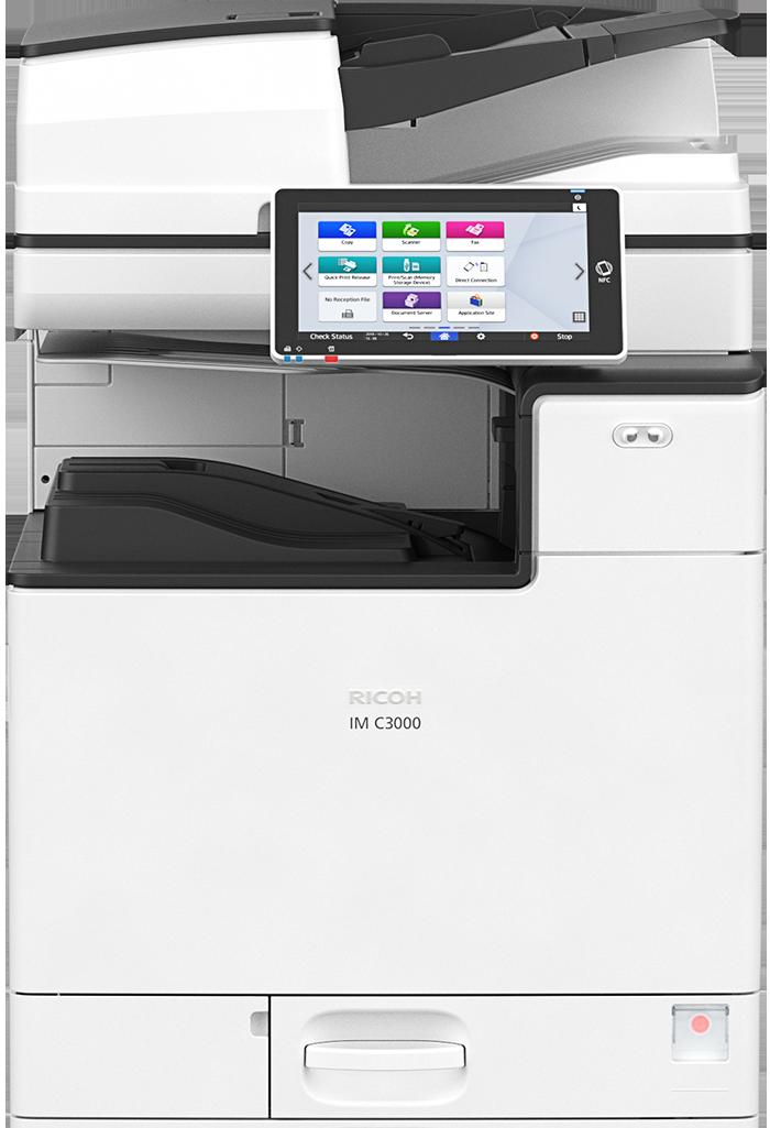 Nieuwe en gebruikte printers voor op kantoor
